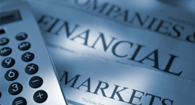 Financial services strategy