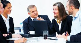 Strategy decision-making leadership program